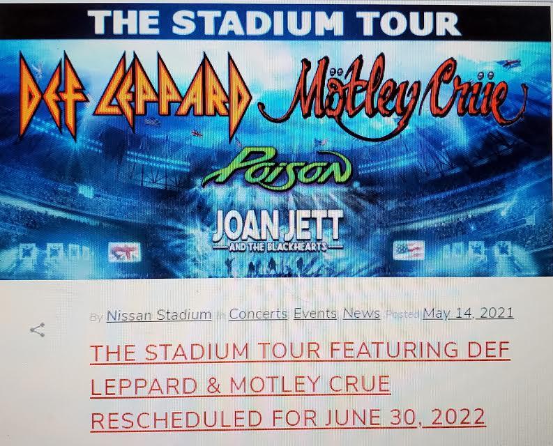concert website